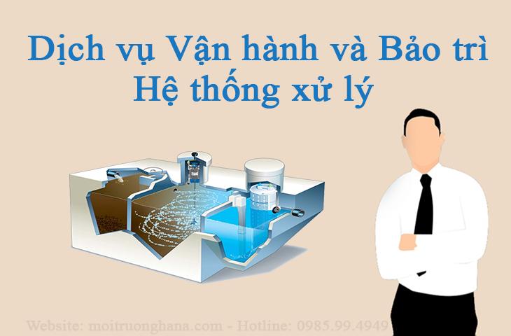 HANA chuyên vận hành và bảo trì hệ thống xử lý
