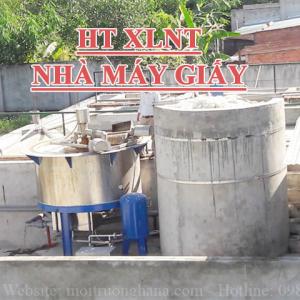 Trạm xử lý nước thải Công ty TNHH Hải Dương công suất 250 m3/ngày.đêm