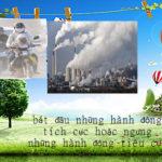 Cảnh báo: Ô nhiễm không khí tại Hà Nội