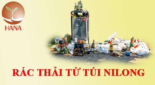 rác thải từ túi nilon