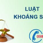 Luật khoáng sản số 60/2010/QH12