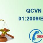 Quy chuẩn Việt nam về Chất lượng nước ăn uống số QCVN 01:2009/BYT