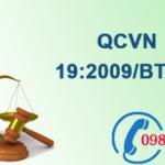 Quy chuẩn Việt nam về Khí thải công nghiệp đối với bụi và các chất vô cơ số QCVN 19:2009/BTNMT