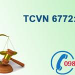 Tiêu chuẩn Việt nam về Chất lượng nước – nước thải sinh hoạt – giới hạn ô nhiễm cho phép số TCVN 6772:2000