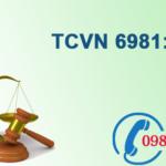 Tiêu chuẩn Việt nam về Chất lượng nước số TCVN 6981:2001