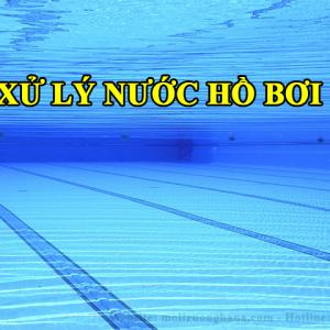 Sự thật về xử lý nước hồ bơi!