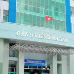 Dự án thay màng MBR cho hệ thống xử lý nước thải y tế - Bệnh viện Bình Dân