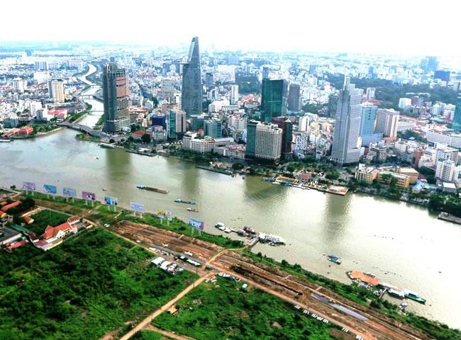 Đô thị tại thành phố Hồ Chí Minh