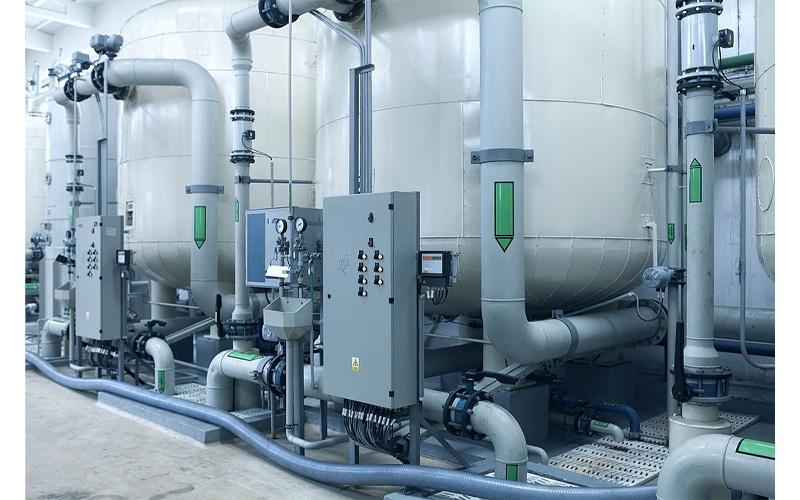 hệ thống xử lý nước thải thẩm mĩ viện