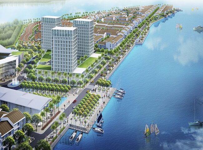 Khu chung cư - đô thị Sa Huỳnh