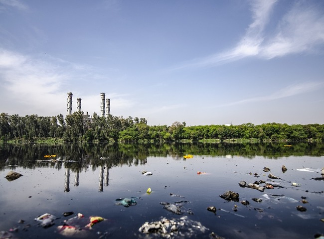 Nguyên nhân ô nhiễm nguồn nước cấp