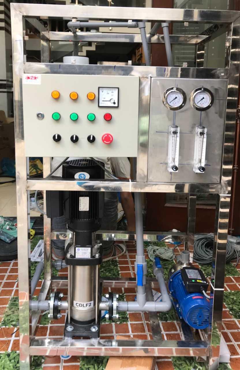 mẫu máy lọc nước nhiễm mặn cho gia đình
