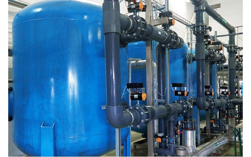 quy trình xử lý nước thải y tế bệnh viện hiện nay