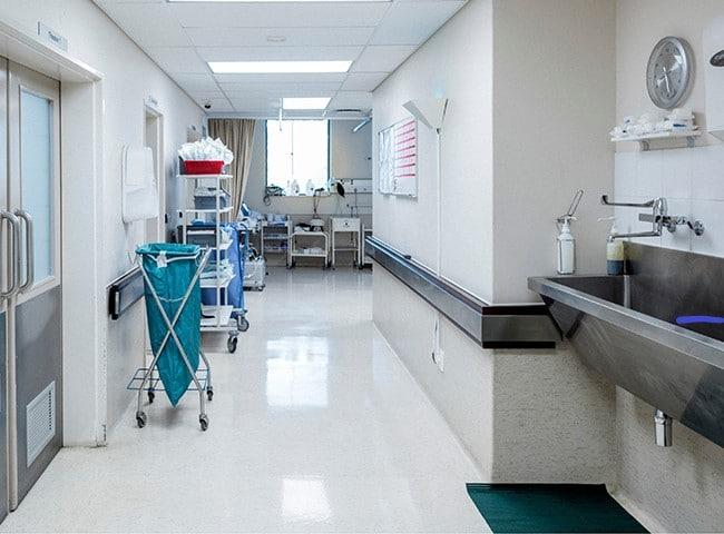 Sơ đồ công nghệ xử lý nước thải bệnh viện 1