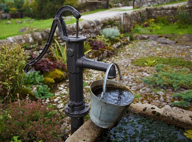 xử lý nước giếng khoan bị mặn