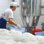 Hệ thống xử lý nước thải cơ sở sản xuất bún tươi