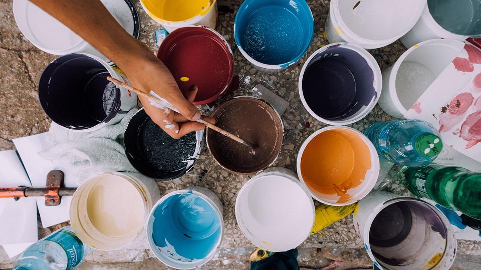 Công nghệ Xử lý nước thải sản xuất sơn - mực in tốt nhất hiện nay